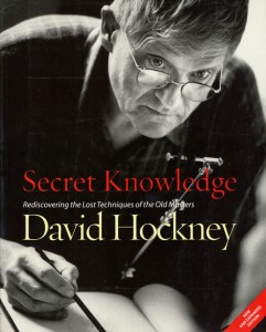 David Hockney book