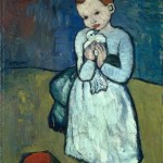 Picasso - Child With Dove
