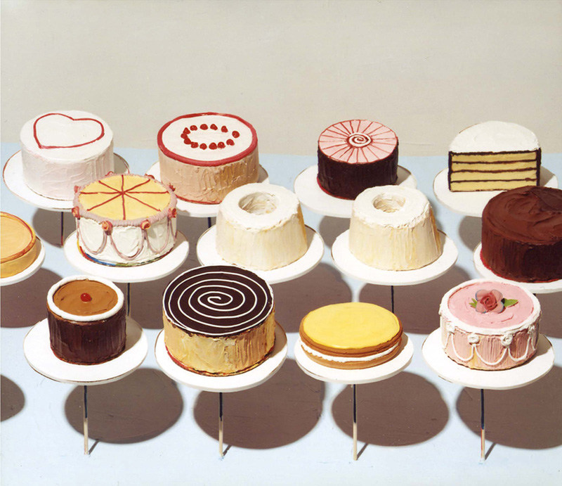 Thiebaud - Cake Counter
