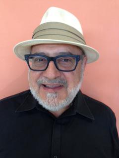 Stanton Miller, advisor to the Art Docent Program