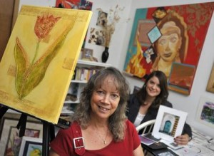 Cherylee Duncan lives in Spokane, WA currently, where she sells her art at local studios.