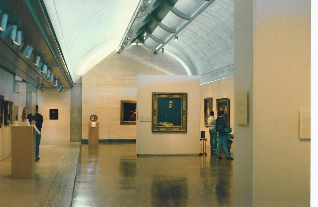 Kimbell_Art_Museum_interior