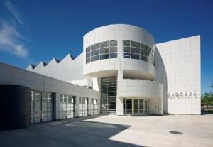 Sacramento's Crocker Art Museum, Sacramento, CA