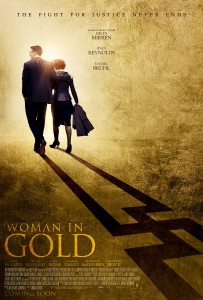 Woman in Gold hits theaters April 3, 2015 (c/o comingsoon.net)