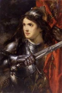 Gilbert's St. Joan of Arc