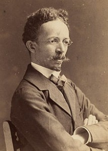 Henry Ossawa Tanner in 1907, c/o wikipedia