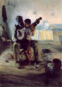 """""""The Banjo Lesson,"""" 1893"""