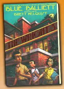 """The Wright 3"" by Blue Balliett, c/o scholastic.com"