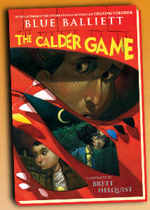 """The Calder Game"" by Blue Balliett. c/o wikipedia.com"