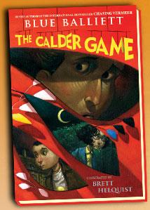 """The Calder Game"" by Blue Balliett. c/o wikipedia.com"