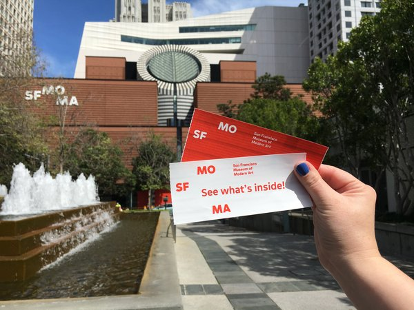 SFMOMA reopened to the public on May 14. Photo c/o SFMOMA