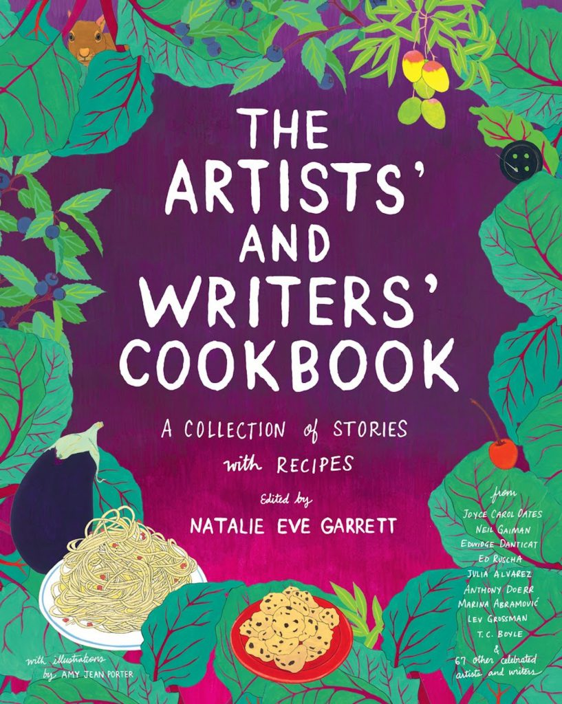 Check out The Artists' and Writers' Cookbook: A Collection of Stories with Recipes © 2016, edited by Natalie Eve Garrett, illustrated by Amy Jean Porter, published by powerHouse Books. Image courtesy of powerHouse books, Hyperallergic.