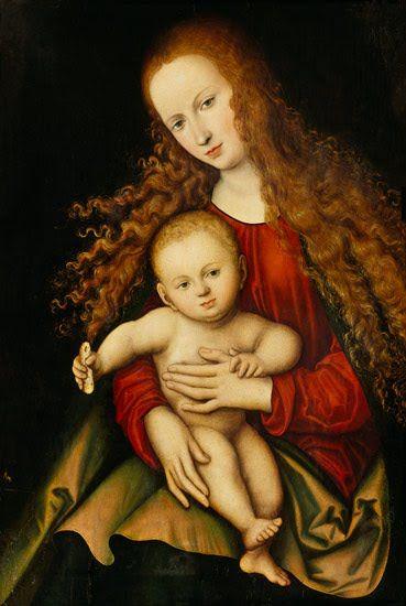 Side hug baby Jesus=best baby Jesus. Image c/o Pinterest.