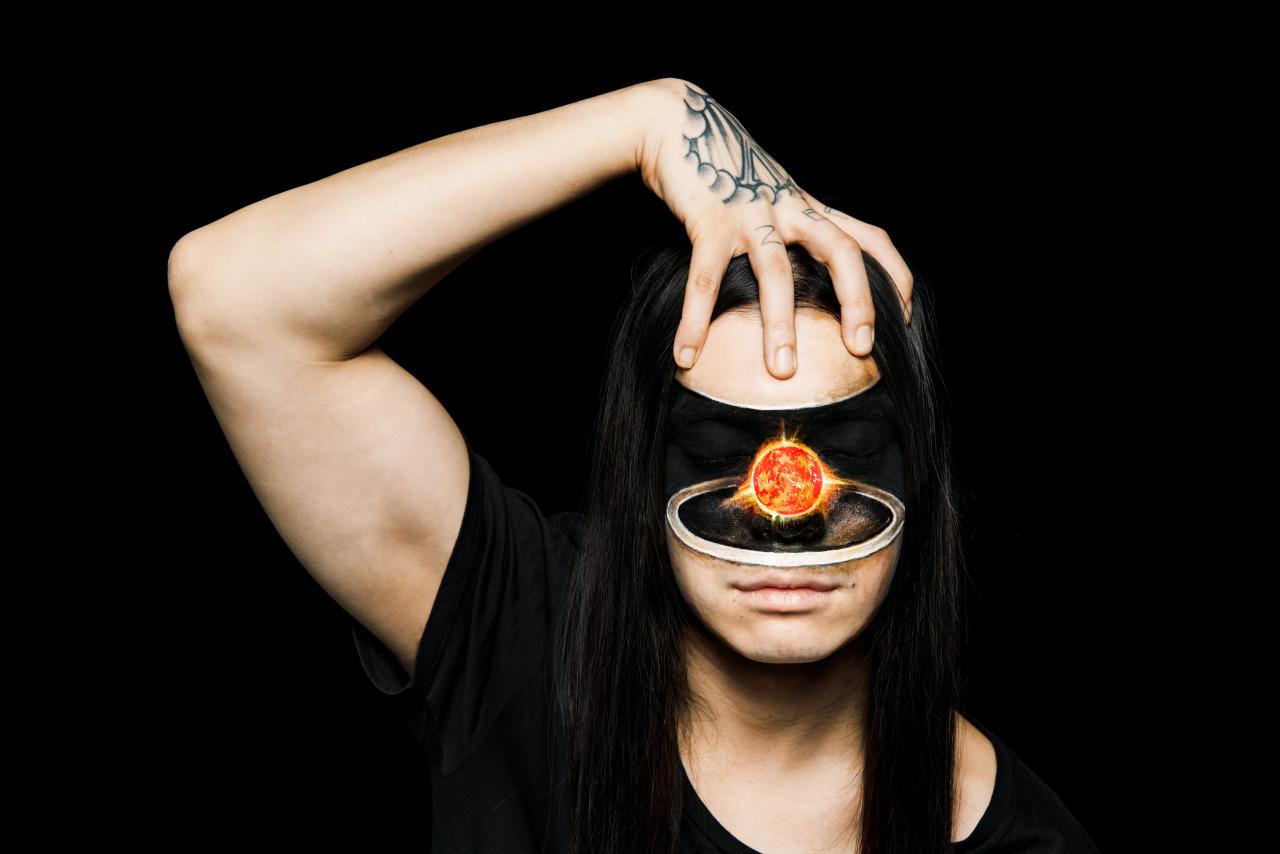 hikaru chos trippy and surreal body art art docent program