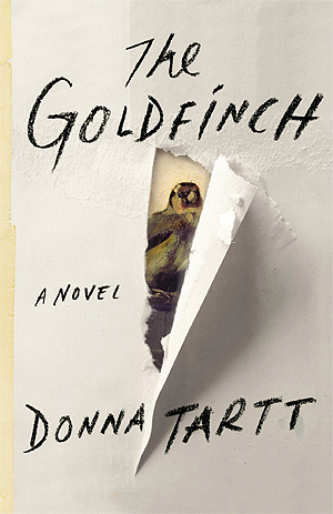 The Goldfinch by Donna Tartt. Image c/o GoodReads