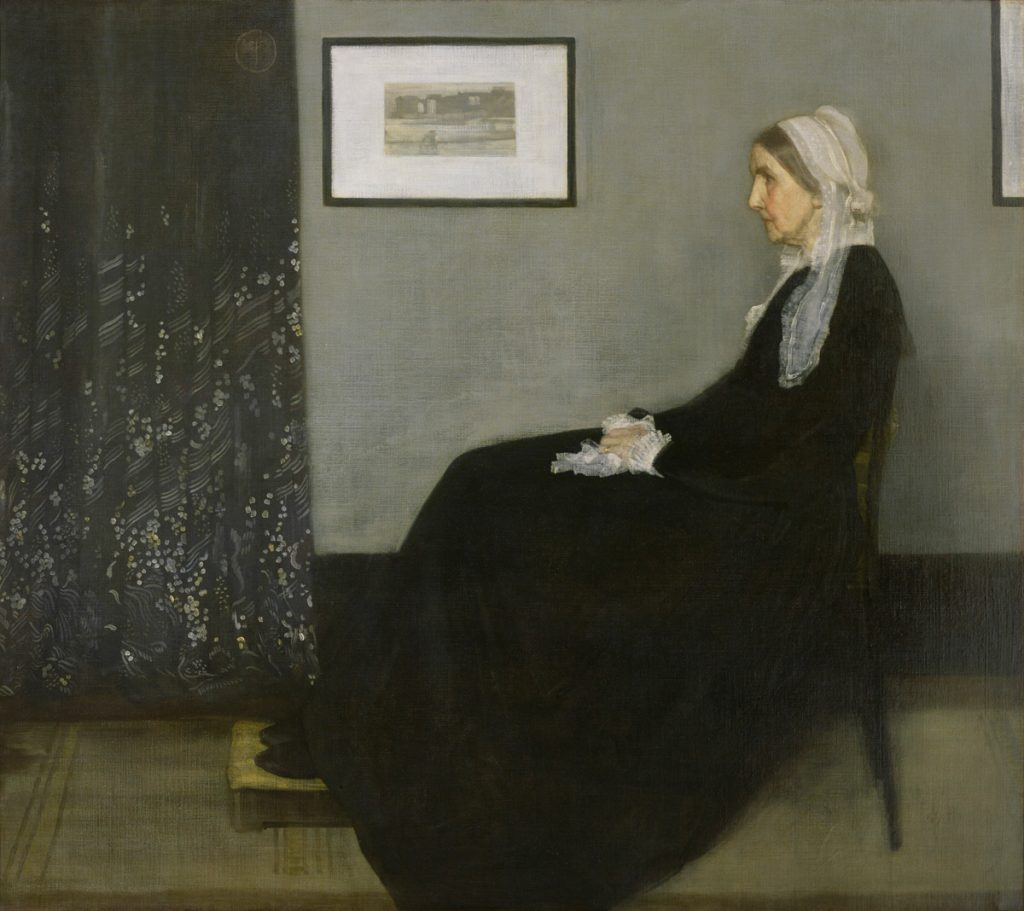 Whistler's Mother.