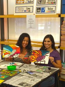 Art Docent Program Training