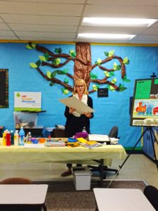 Art Docent Program Training with Heidi