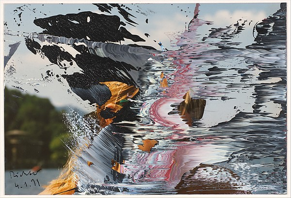 Gerhard Richter 4/1/91