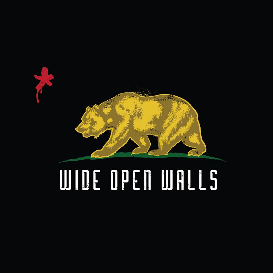 The Wide Open Walls logo