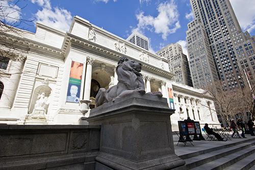 New York Public Library Stephen A. Schwarzman Building