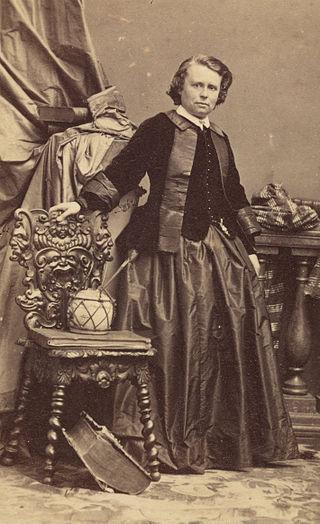 Rosa Bonheur, image c/o Wikimedia.