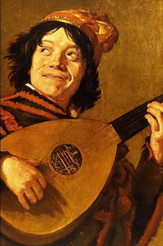 The Jester by Judith Leyster, c. 1625. Image c/o Art Docent Program.