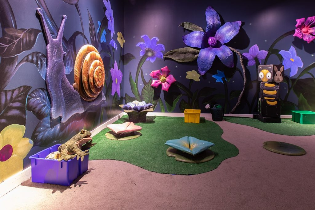 Toadtopia at the Crocker. Image c/o the Crocker's website.