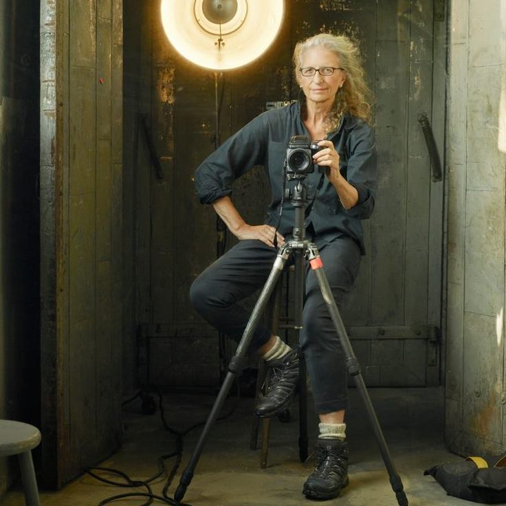 Annie Leibovitz. Image c/o Facebook.