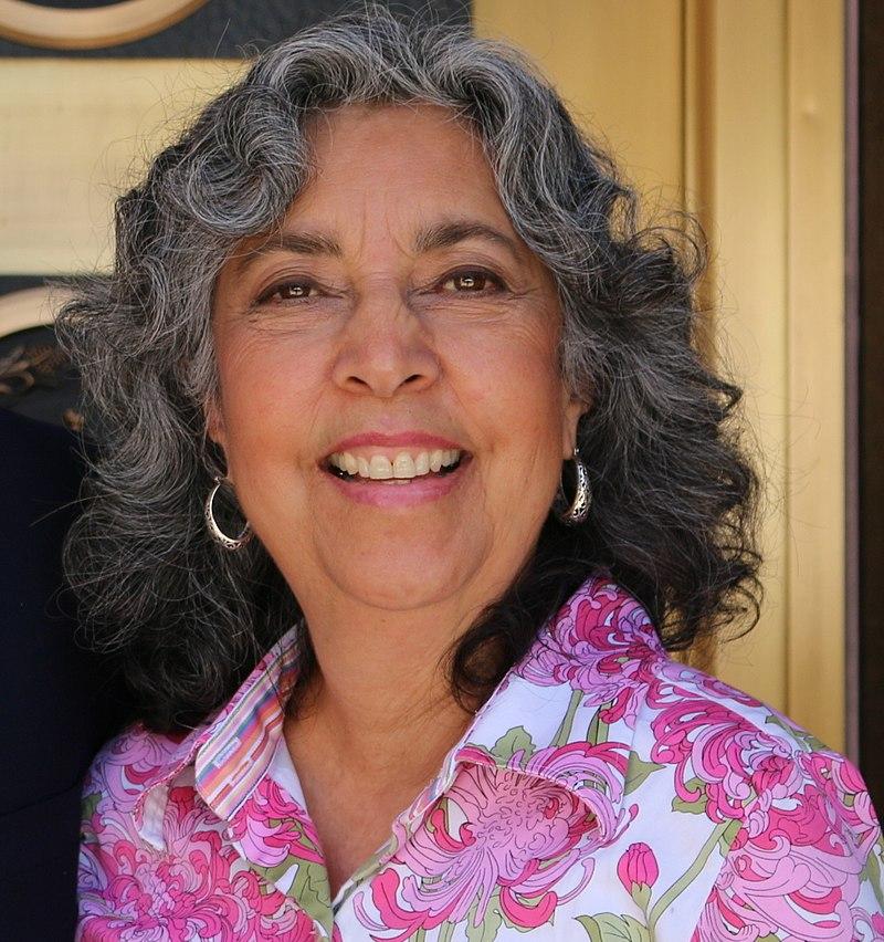 Carmen Lomas Garza. Image c/o Wikimedia.