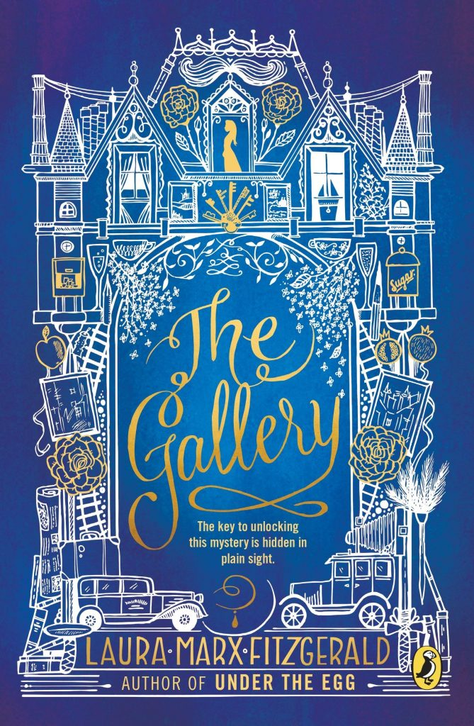 The Gallery by Laura Marx Fitzgerald.